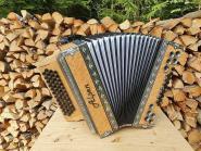 Steirische Harmonika Zupan Alpe IVD EADG