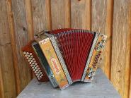 Steirische Harmonika Hohner Alpina G C F
