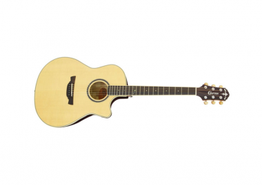Crafter Gitarre Wood Bowl WB-700 NT inkl. Case