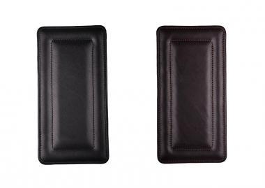 Bassbodenleder für Steirische Harmonika Sparset Variante 3 schwarz + dunkelbraun