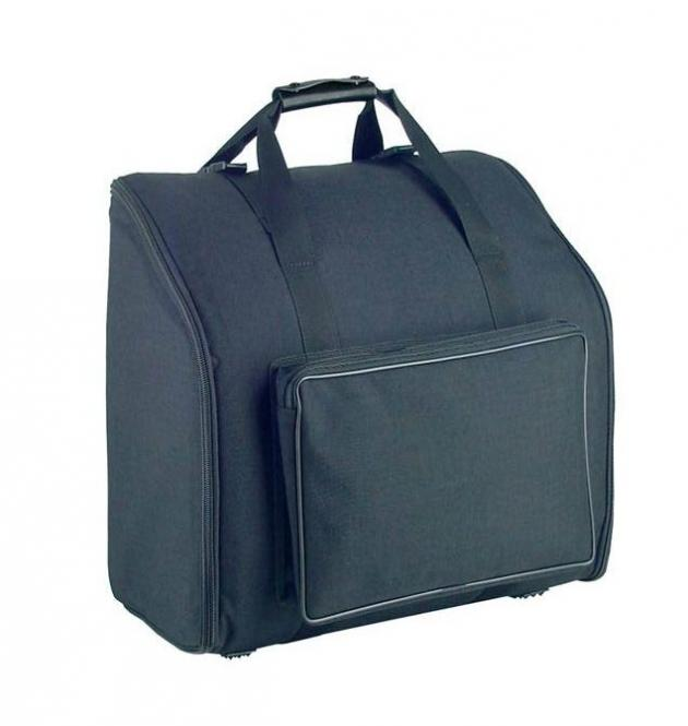 Akkordeon Tasche Rucksack DELUXE-PRO für 96 Bässe