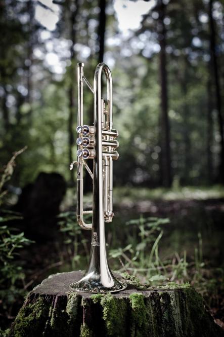 "Leon Bb Trompete 111 ""lackiert"""